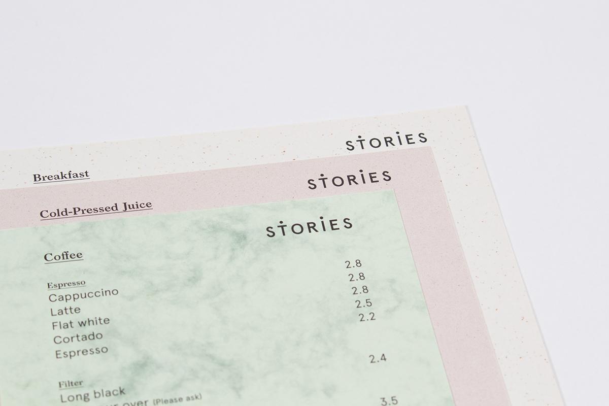 Stories Branding
