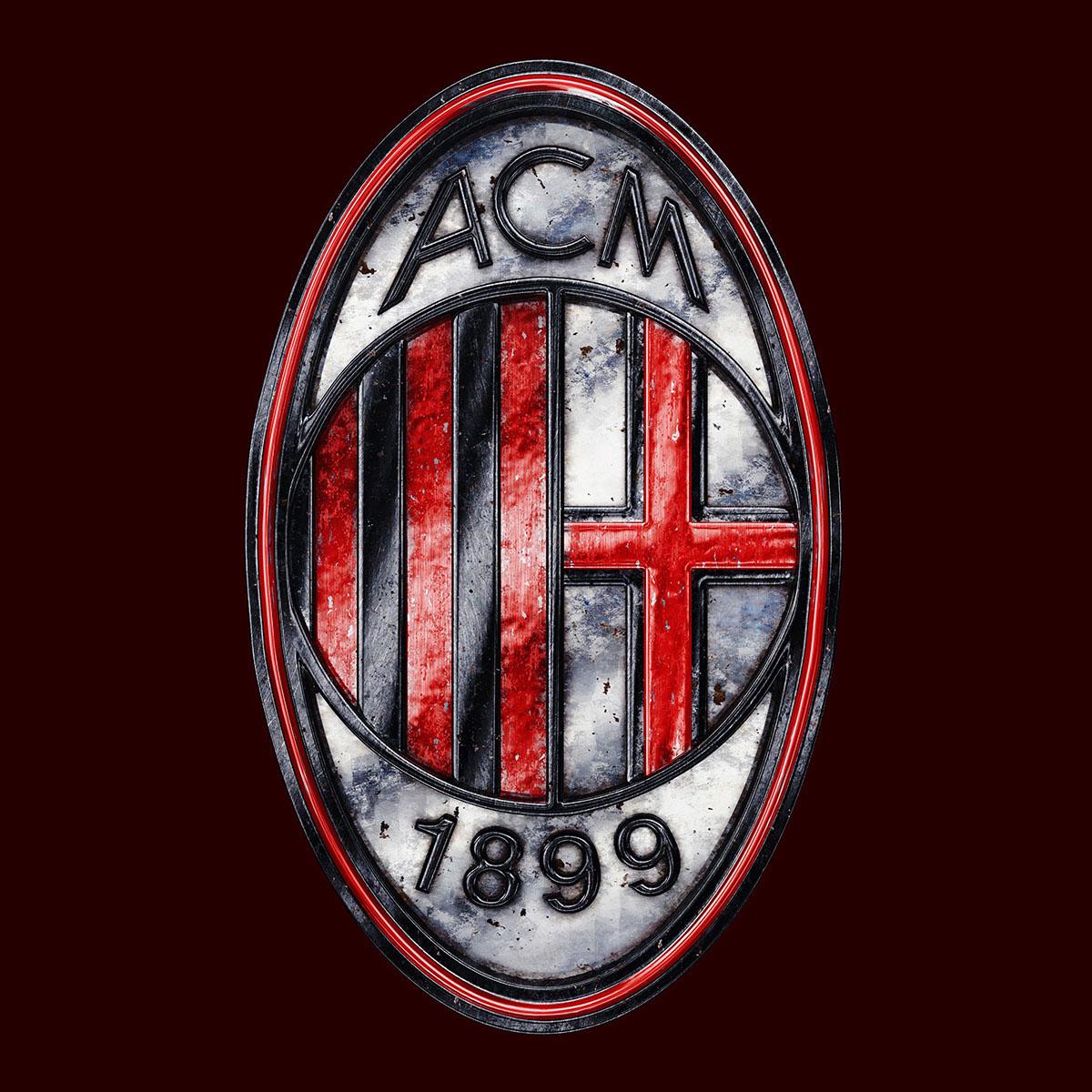 Talisman & Co.   AC Milan Badge   Andrei Lacatusu