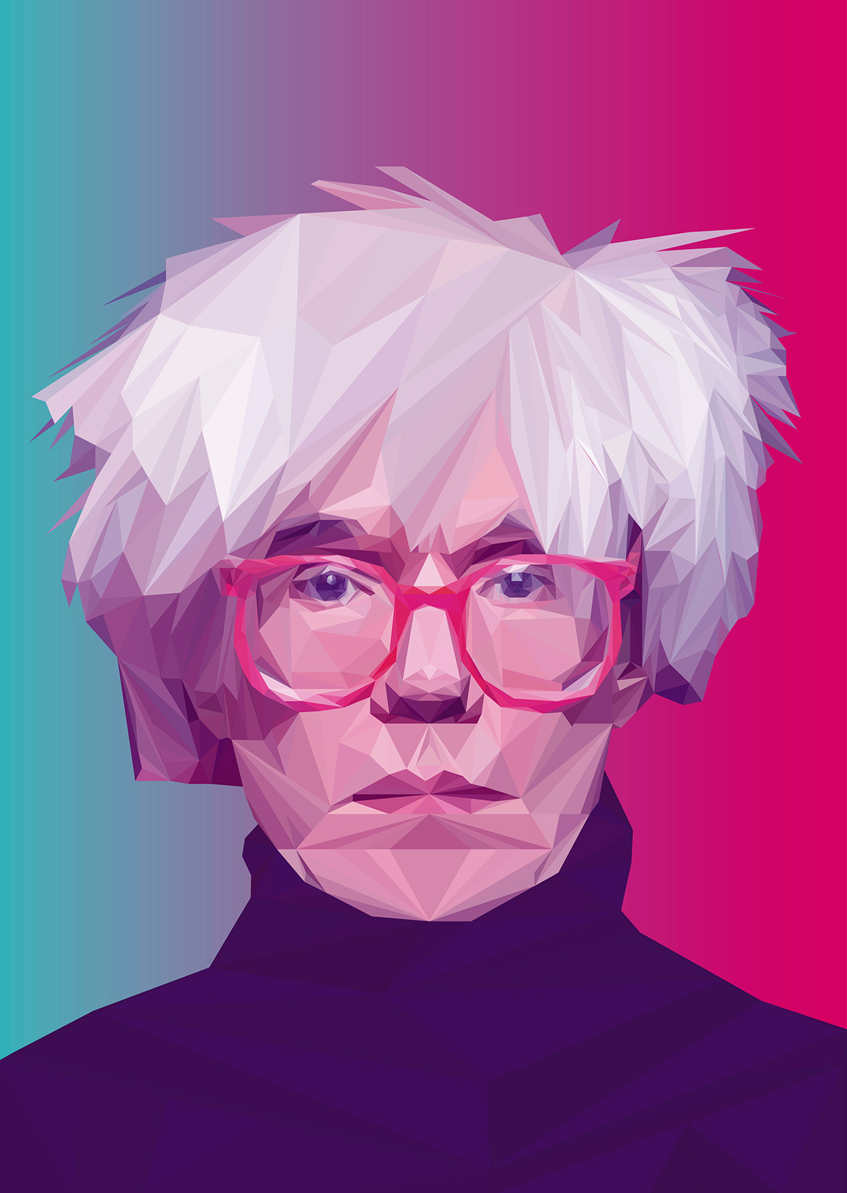 Pop Art His Works Explore The Relationship Between Artistic Expression Celebrity Culture And Advertising That Flourished By 1960s Utilize A