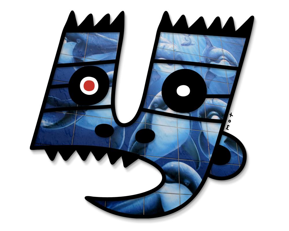 digital  art Paintings sculpture Mot famous artist Bart color Original Classic Sawyer