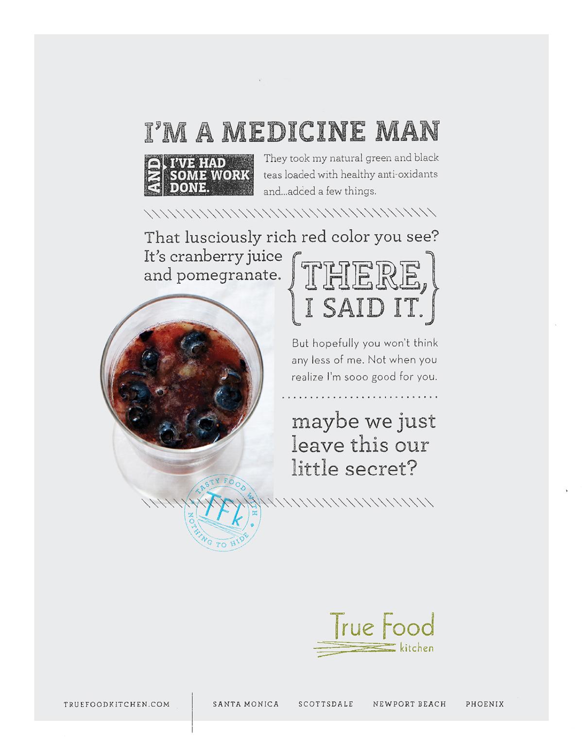 True Food Kitchen Ads on Behance