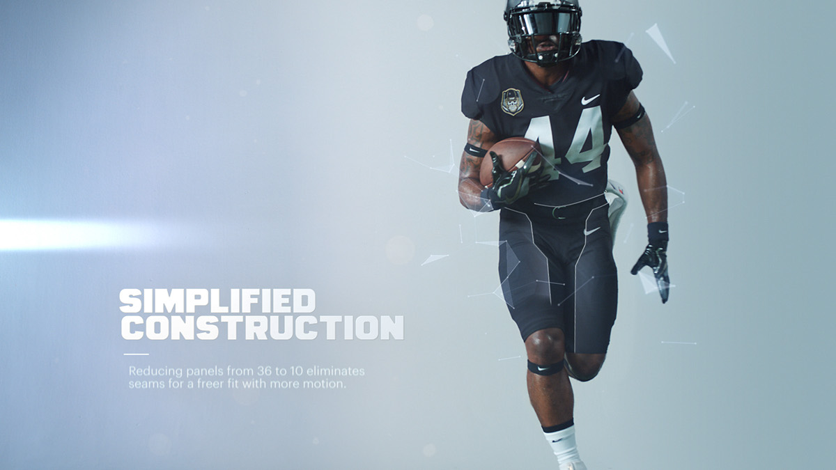 Nike nike football Tendril vfx 2D Editing  editorial
