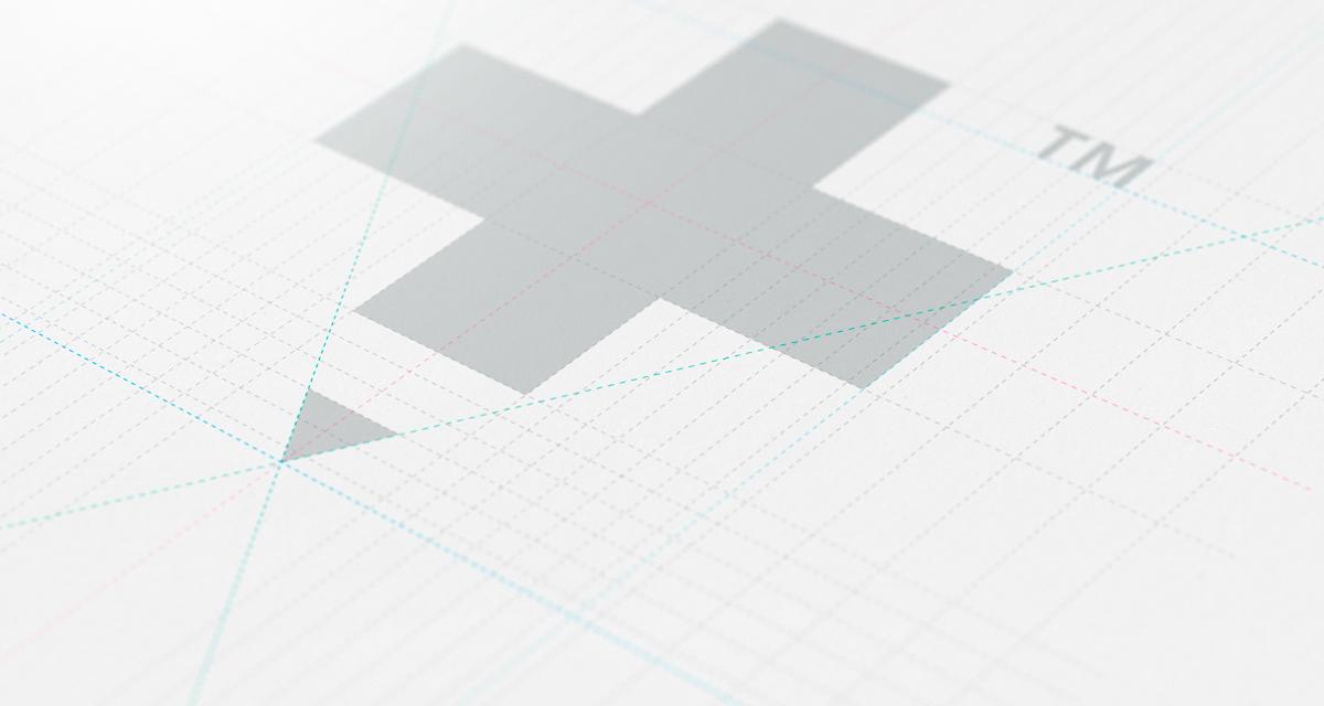 logo mark symbol plus Radek Blaska vote type ArtPlusDesign support creative iconic help cure Project best