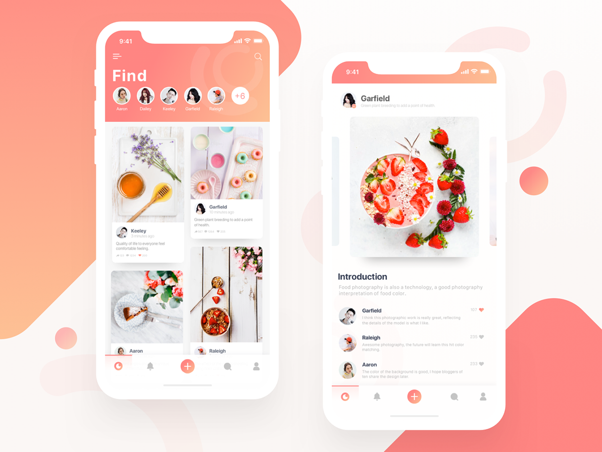 15 Amazing iPhone X UI/UX Designs for Inspiration on Behance