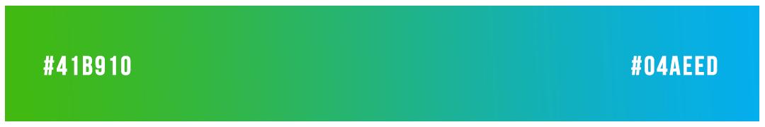 Billon blue campaign charity design facebook graphic green social White