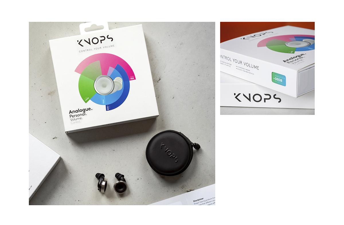 knops amsterdam utrecht today identity Viral Kickstarter Startup Ear Protection