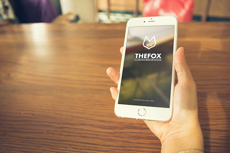 how to put photos from iphone to computer 8 free thefox iphone 6 psd mock ups template on behance 20948