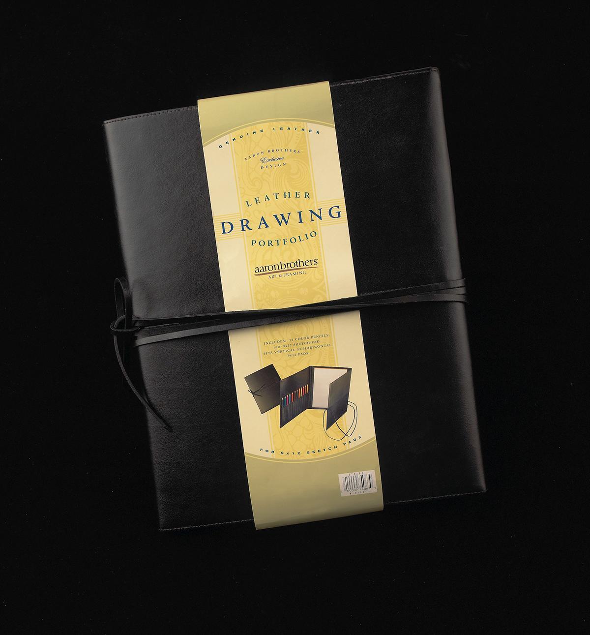 Adobe Portfolio retail packaging art supplies Label dan birlew