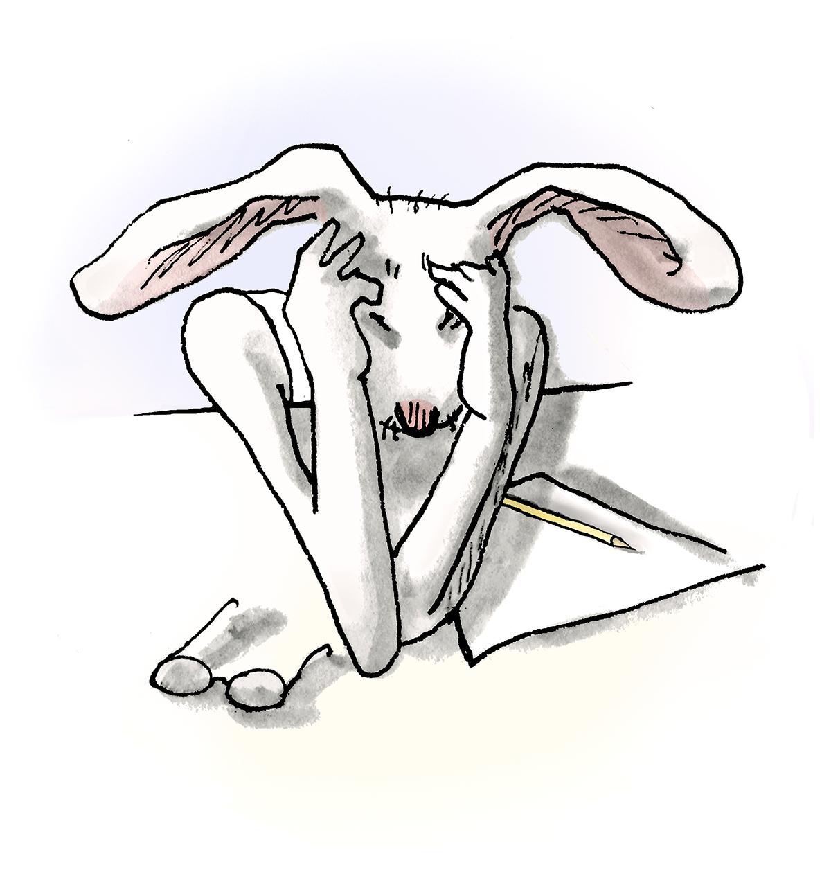 cartoon Drawing  Character