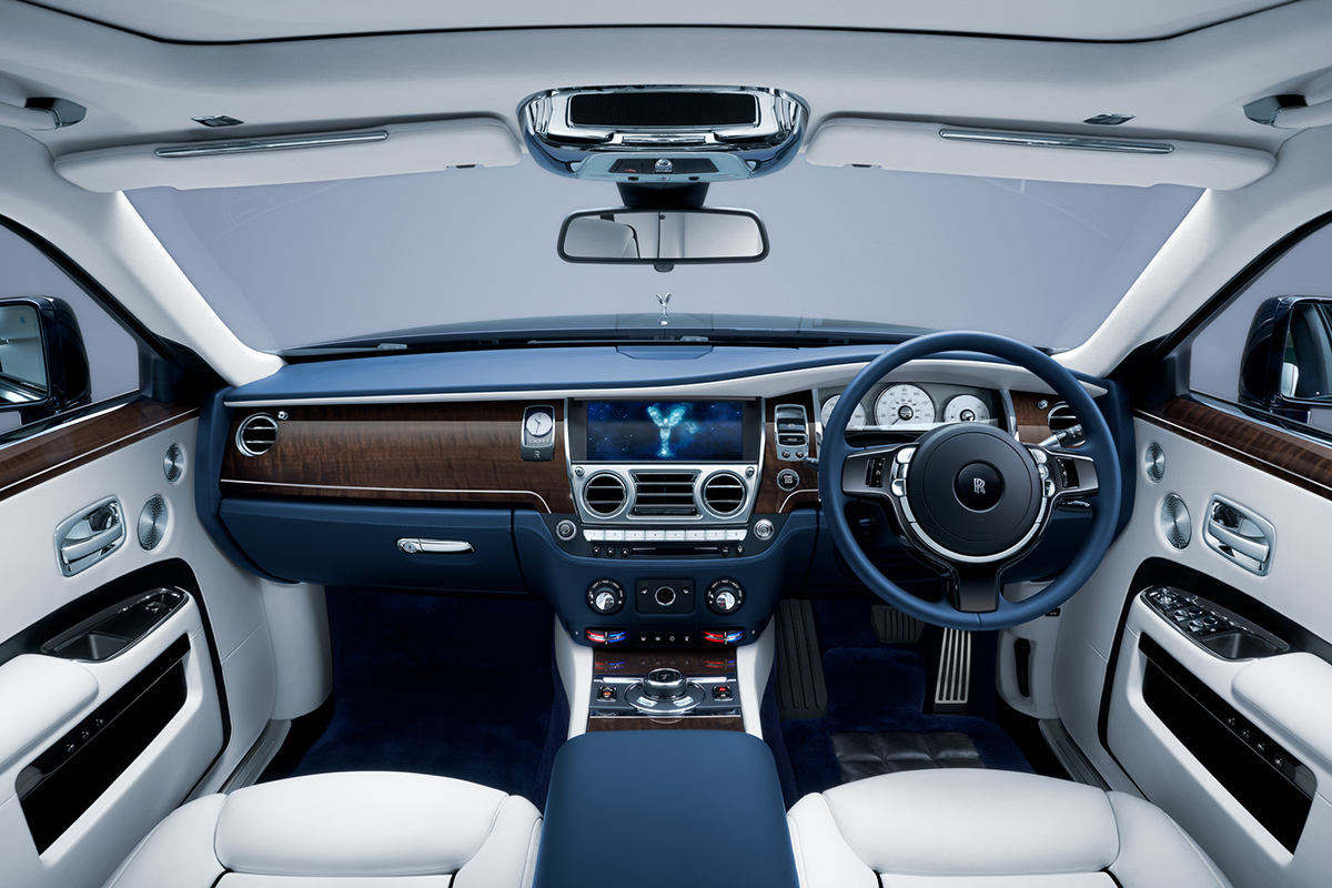 rolls royce ghost interior 2017 on pantone canvas gallery. Black Bedroom Furniture Sets. Home Design Ideas