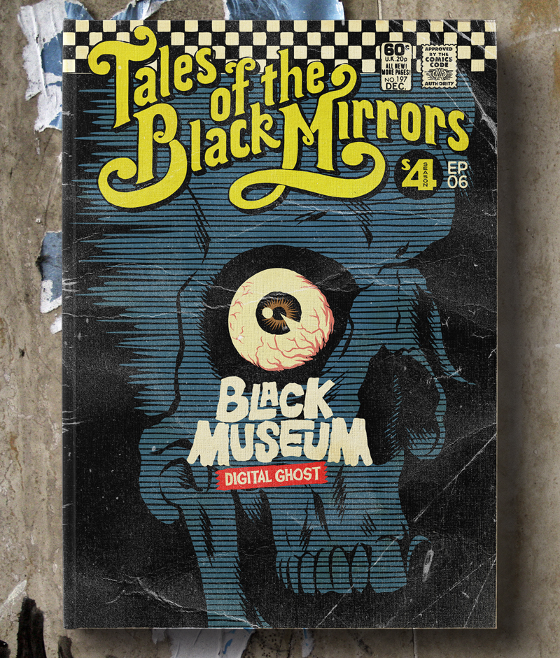 Ghost Museum Of Science: Butcher Billy's Tales Of The Unexpected Black Mirrors On