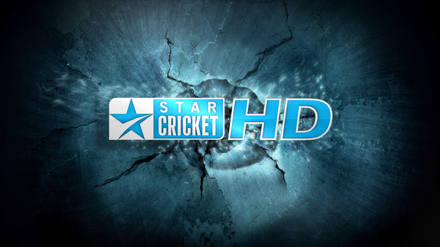 Cricket sports channel package Ident styleframes stadium Channel Rebrand