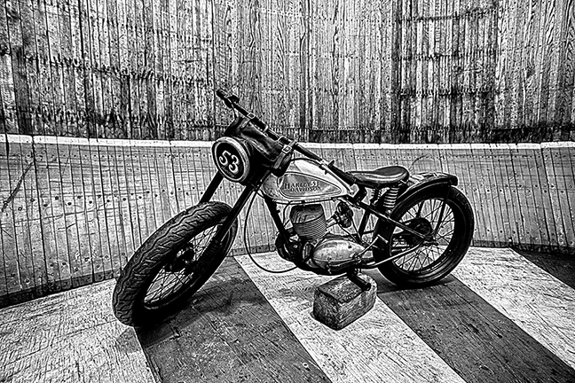 Wall of Death motorcycles dare devil stunts Motordrome traveling attractions