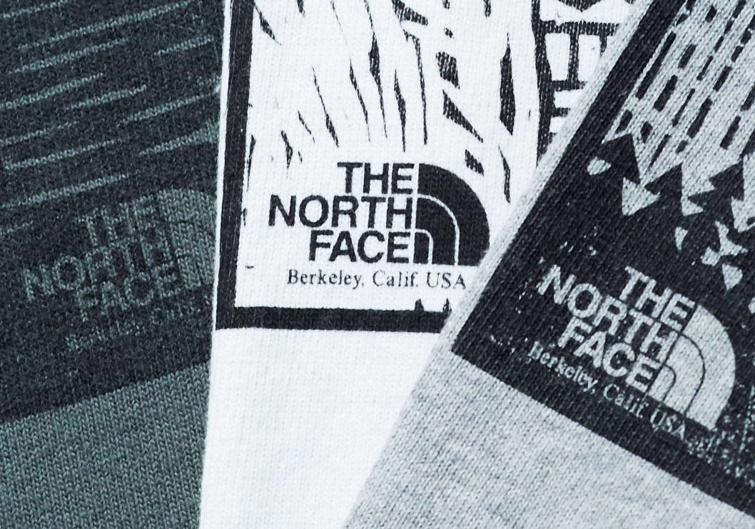 north face graphic