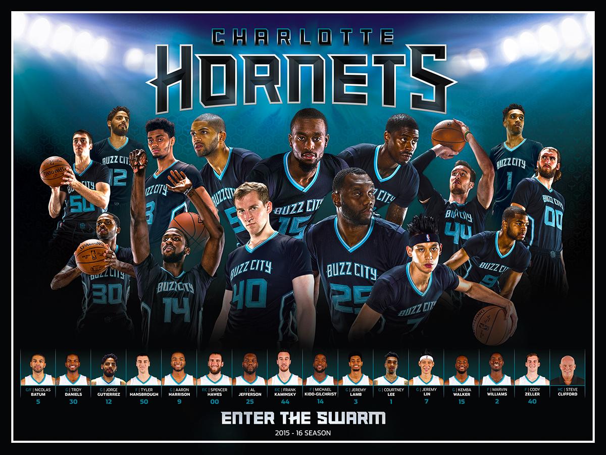 Hornets Roster