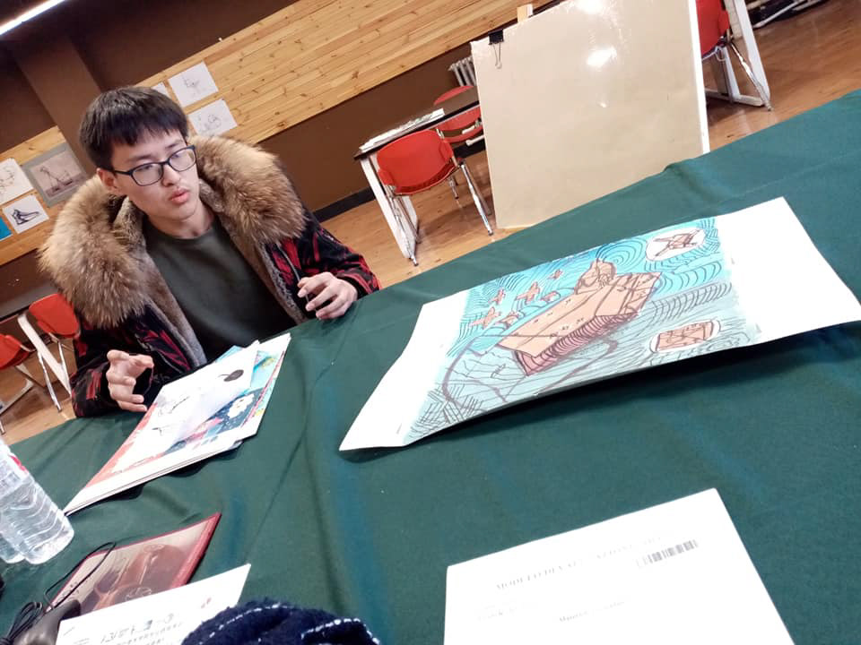 china,cina,design,Francesco Mazzenga,graphic design ,Hongyu School,ILLUSTRATION ,Professor,Visiting Professor