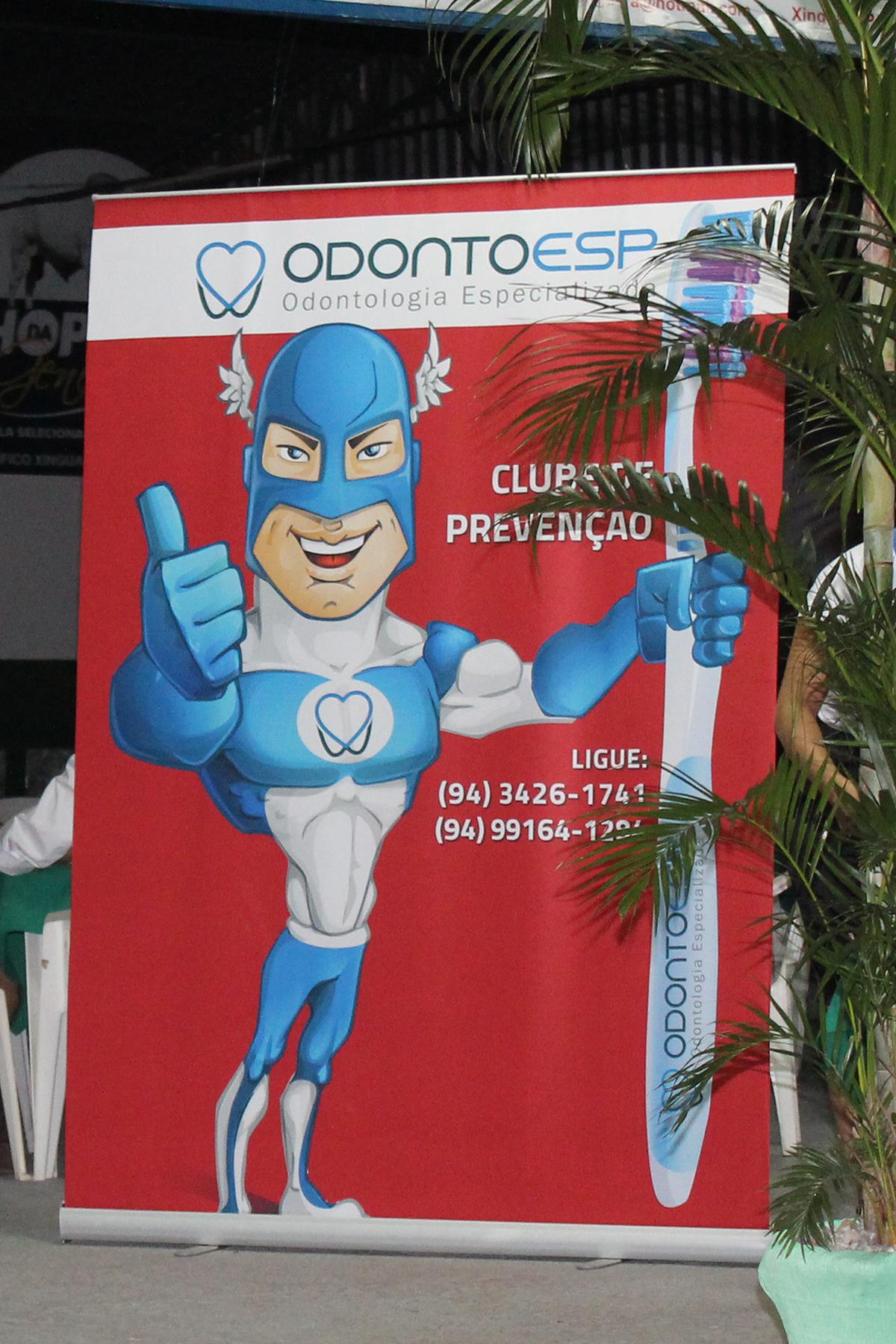 Odontologia Prevenção Odontológica epespecialidades Odontológicas campanha de lançamento de produto