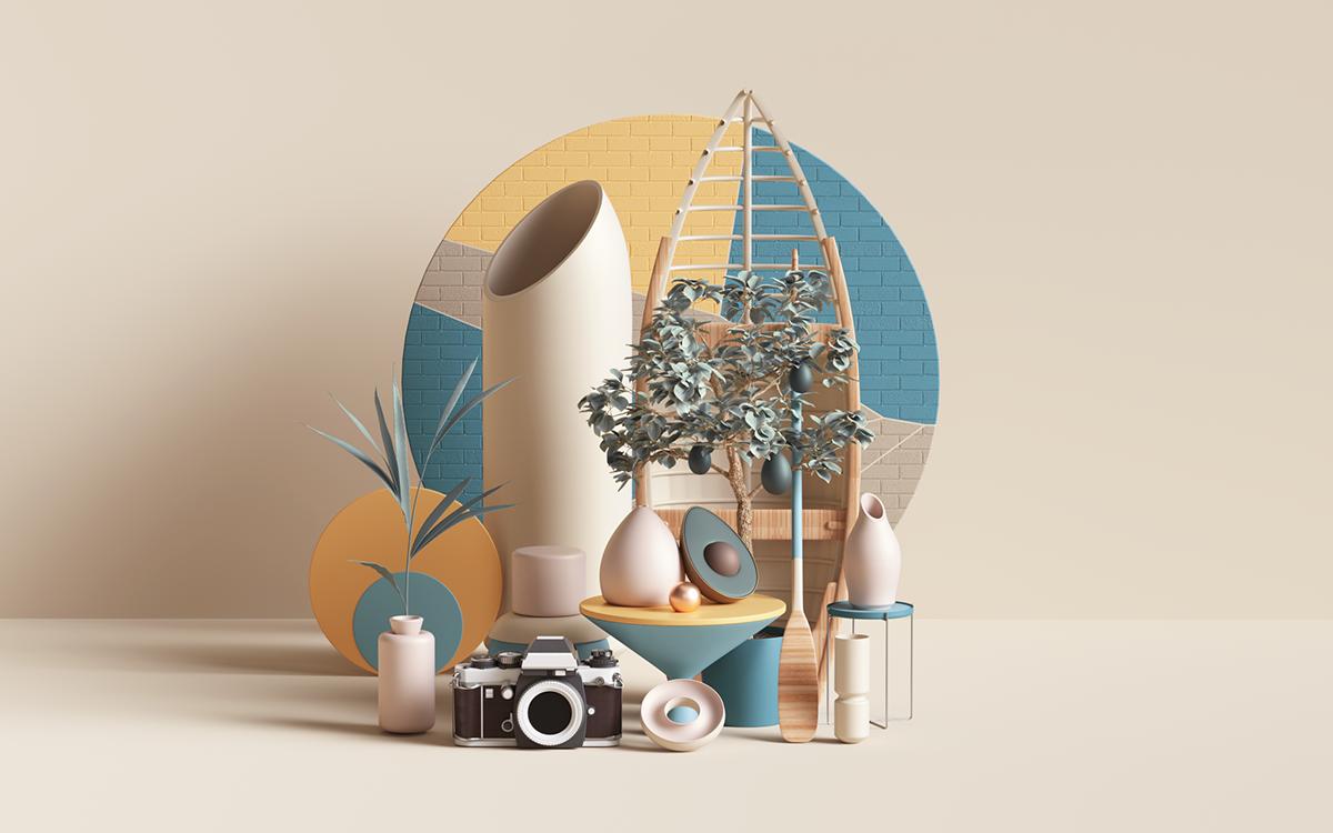 foto de Pinterest Top 100 2019 on Behance