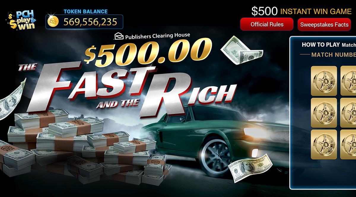 Lotto Games-Movie theme on Behance