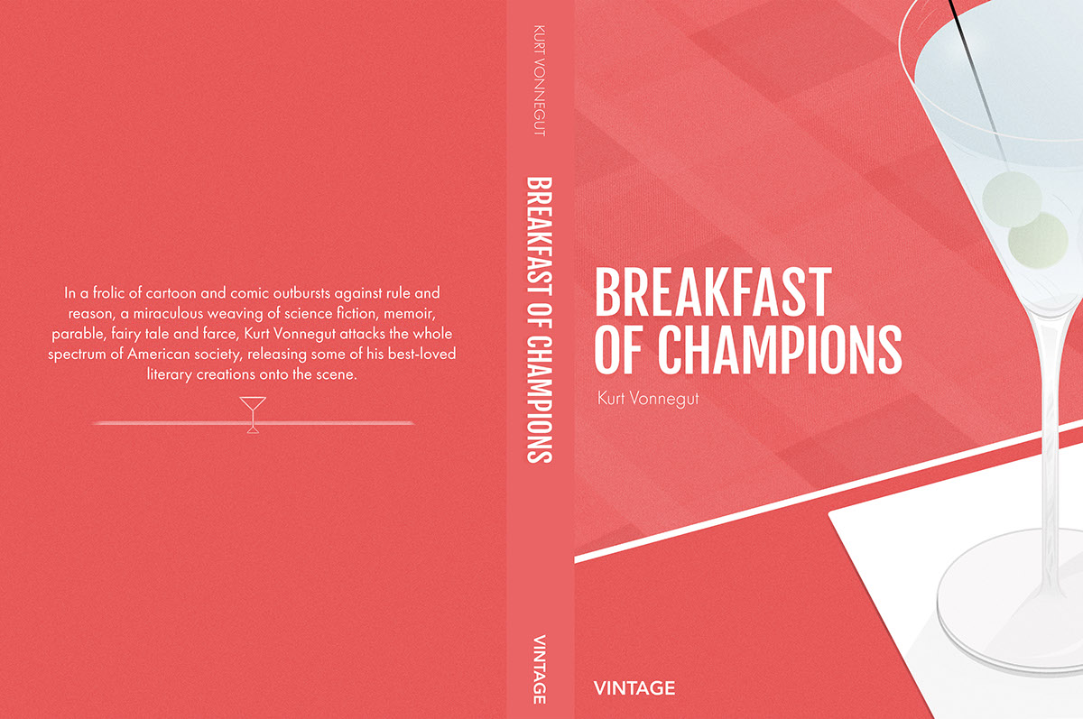 breakfast of champions postmodernism by kurt vonnegut Postmodernism likely makes a way for the com) postmodernism and literature postmodern literature is a term in breakfast of champions by kurt vonnegut.