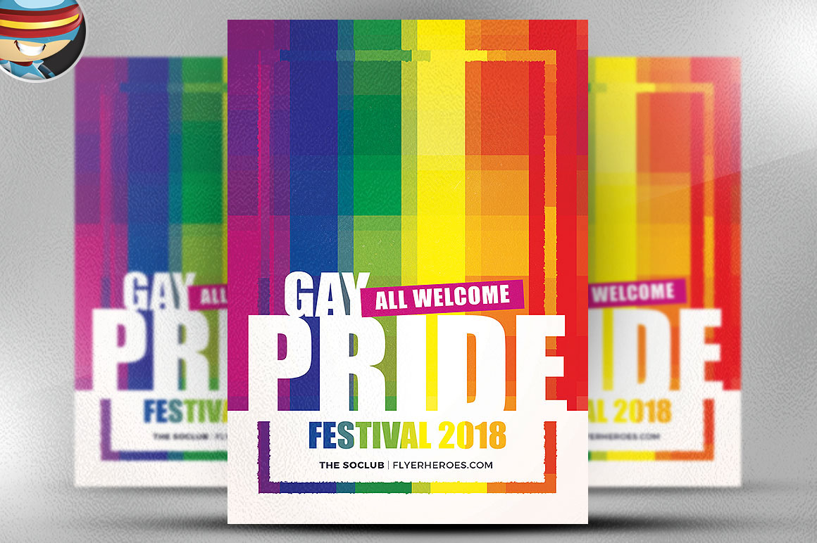 gay pride festival flyer template on behance gay pride festival flyer template from flyerheroes is fully editable photoshop psds once you have ed this template using adobe photoshop cs4 you