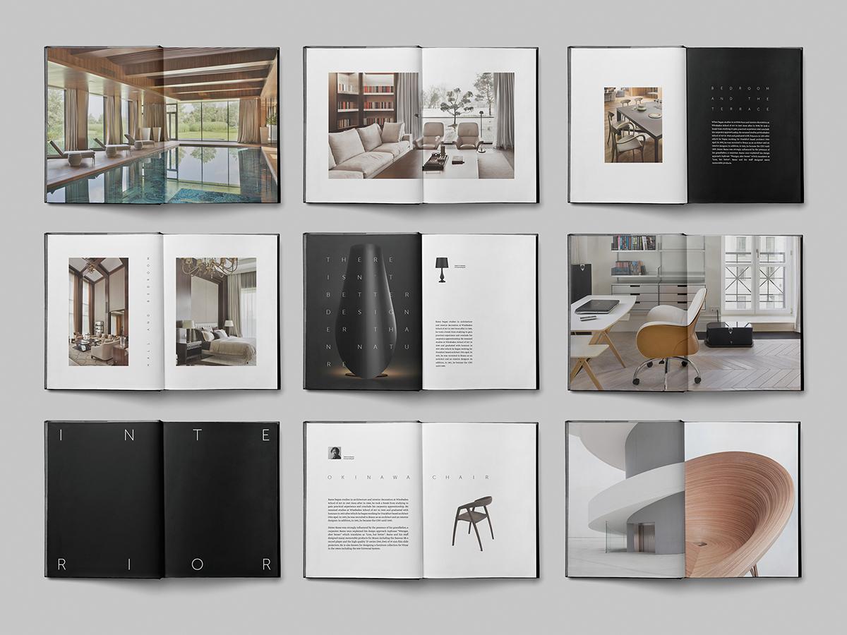 architecture bureau on behance. Black Bedroom Furniture Sets. Home Design Ideas