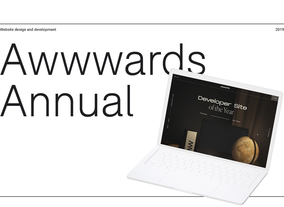 AWWWARDS award nominees ANNUAL Web International voting vote Montreal interactive