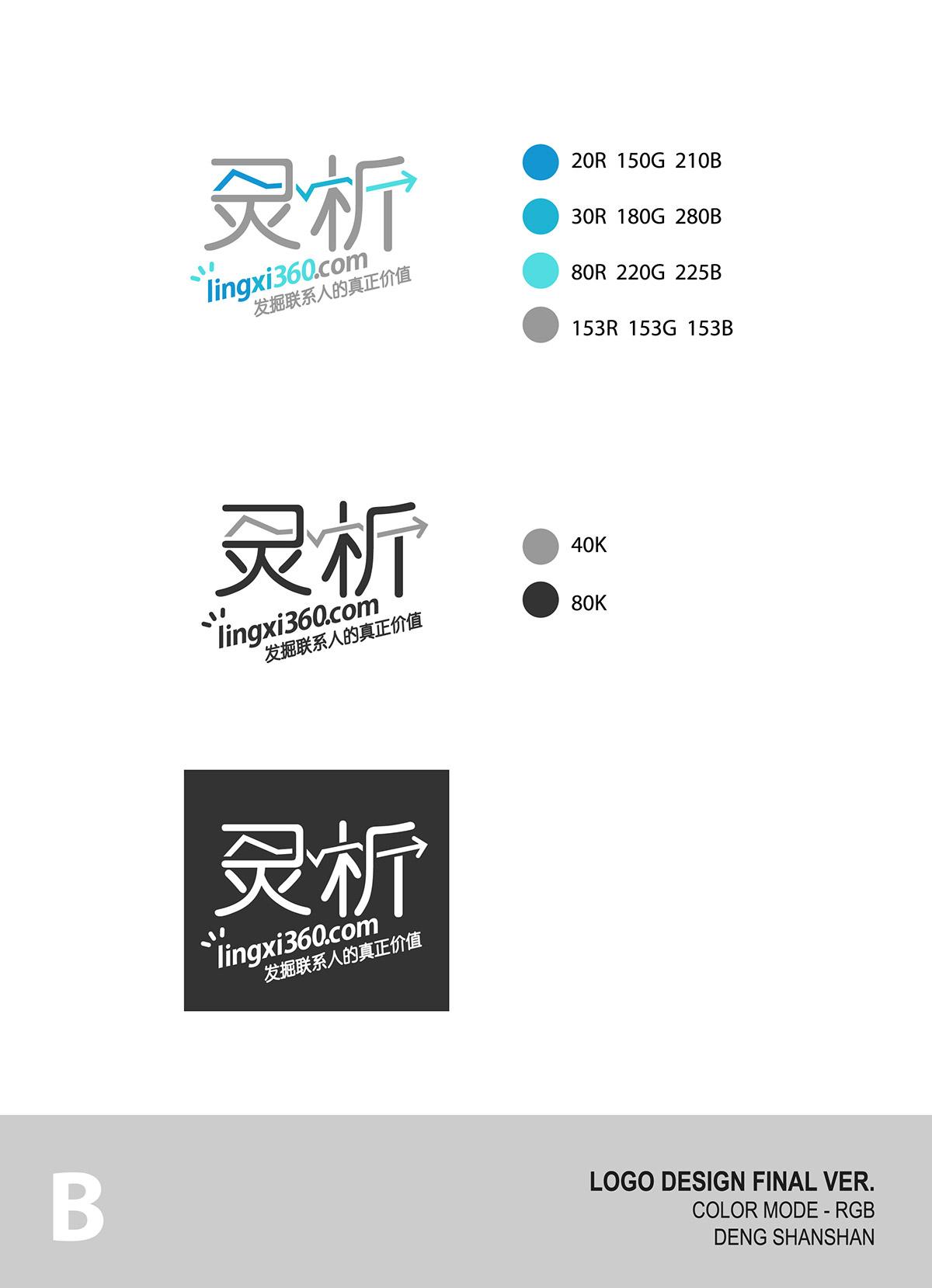 Logo Design lingxi360