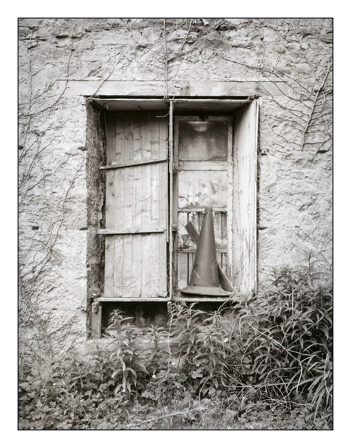 Adobe Portfolio urbex film photography fine art