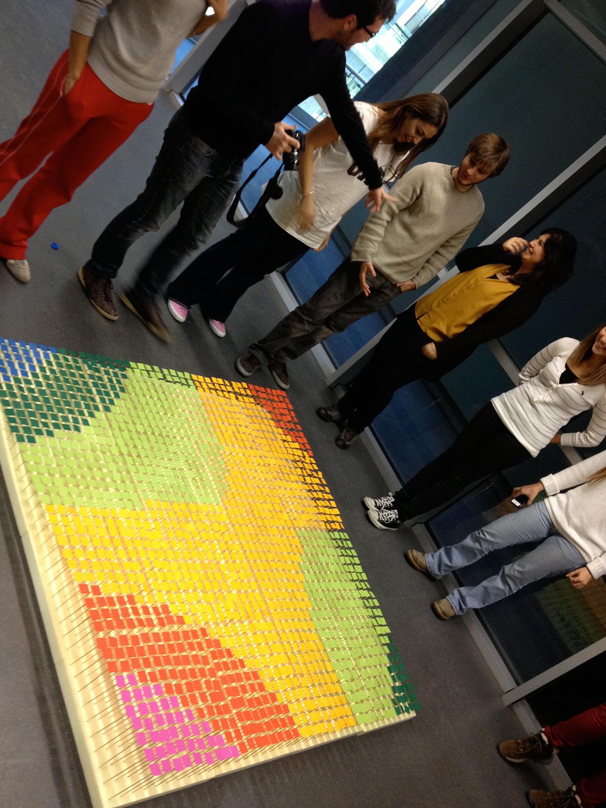 teaching  workshop computational design workshop parametric design workshop Izmir Economy University