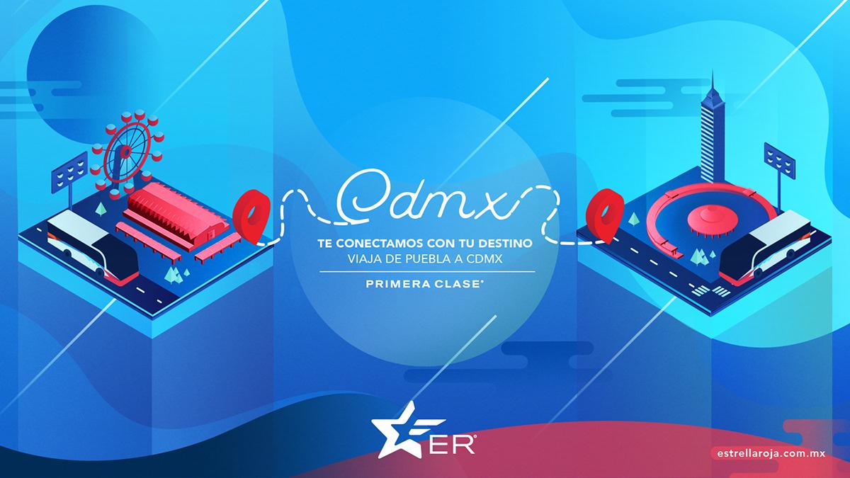 digital ads Advertising  tourism tourism advertising Creative Campaign Publicidad Mexico