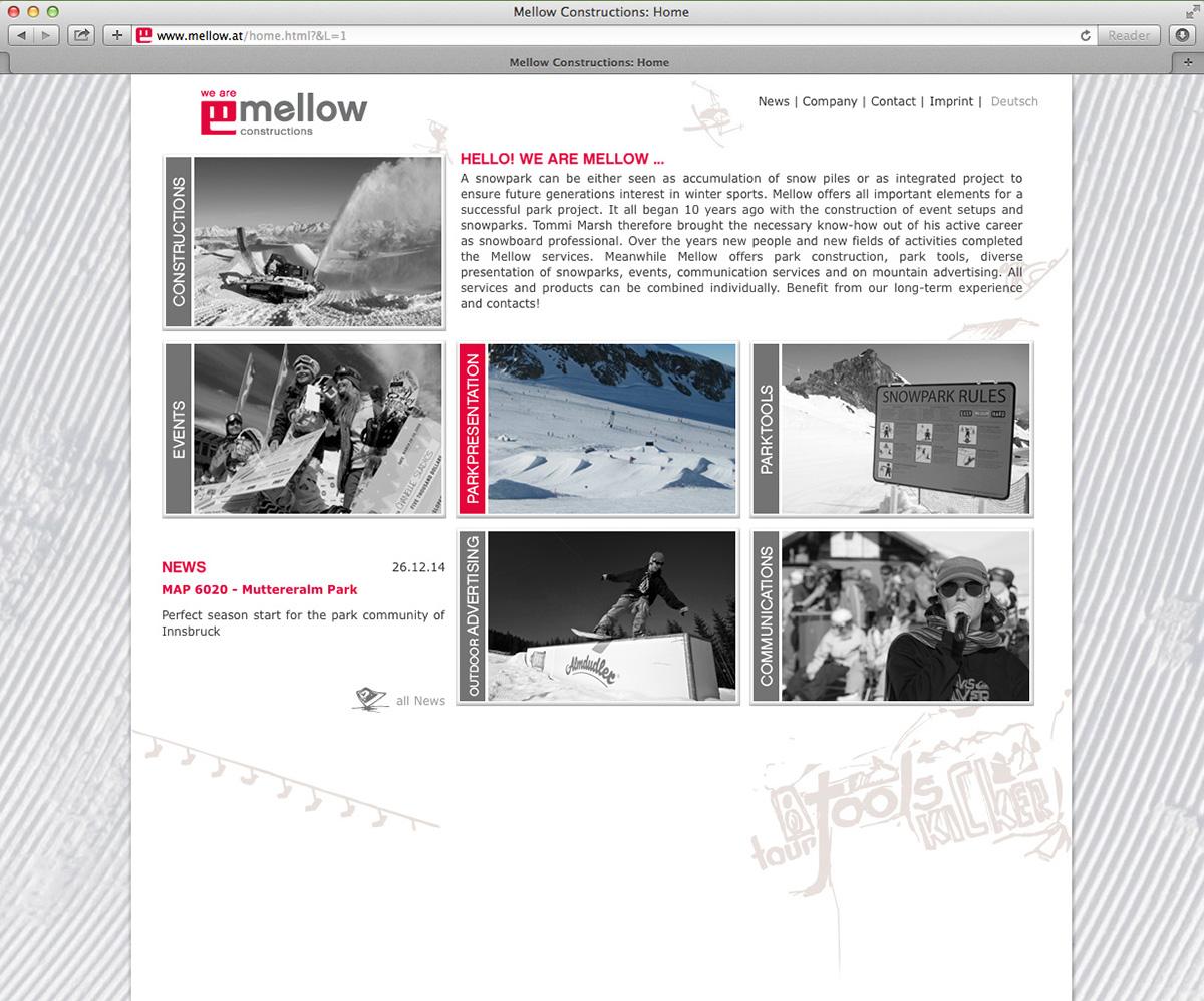 Corporate Design stationary logo development action sport industry typo