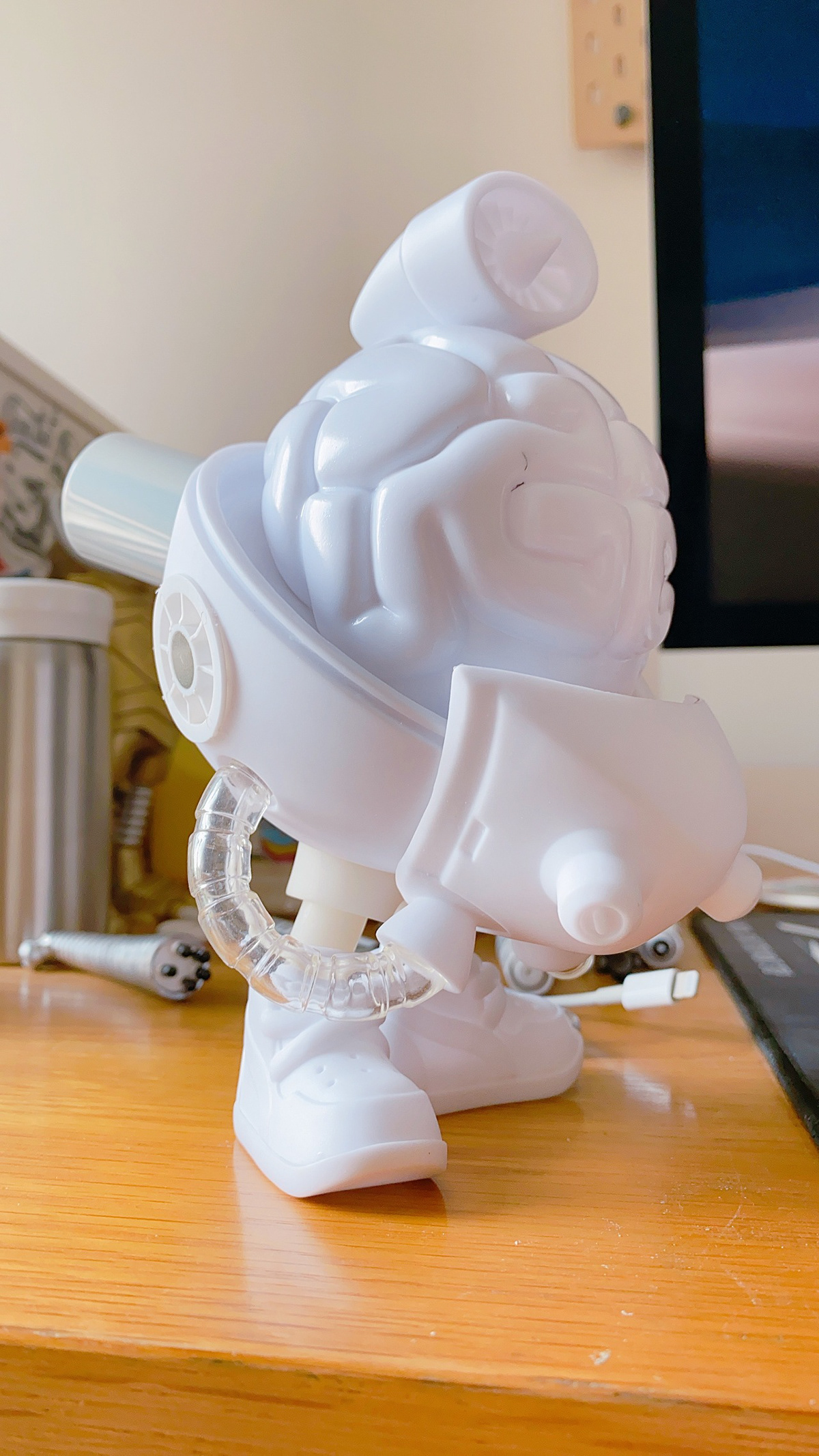 x-cross 大力 机器人 玩具 脑子 脑电波 腾讯