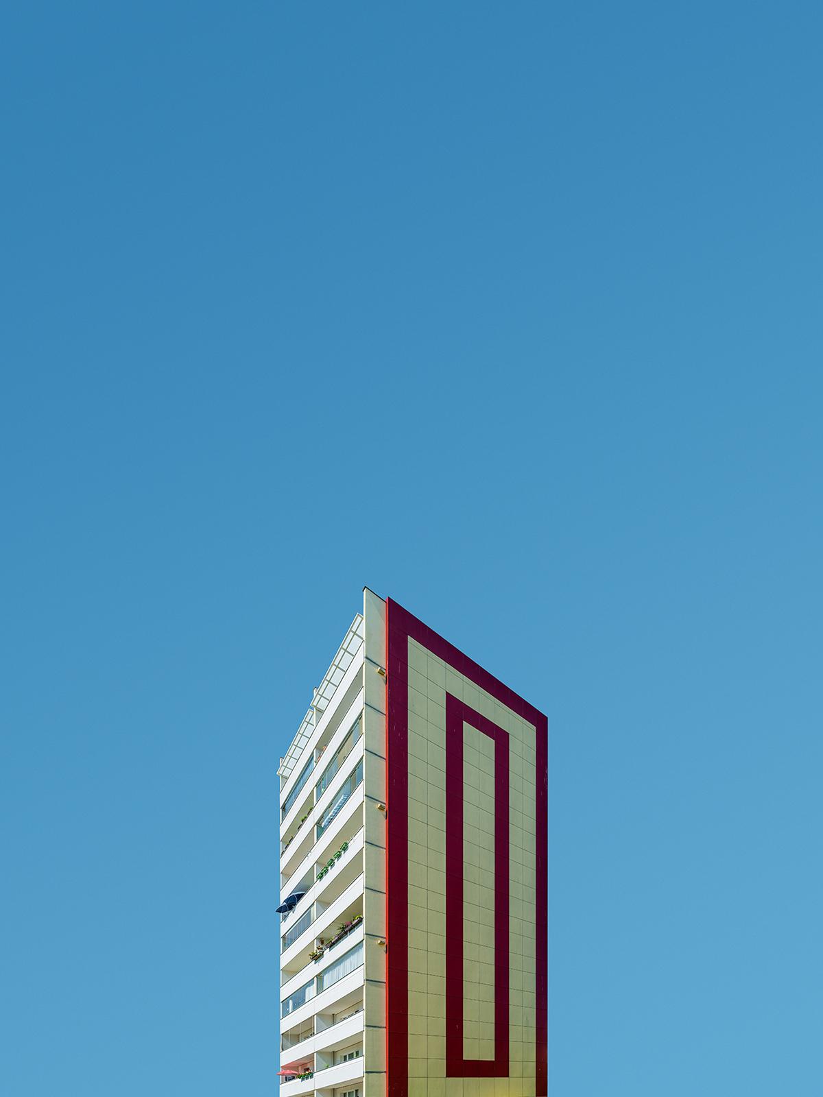 minimal buildings Single city Urban towerblocks taiwan taipei berlin Frankfurt