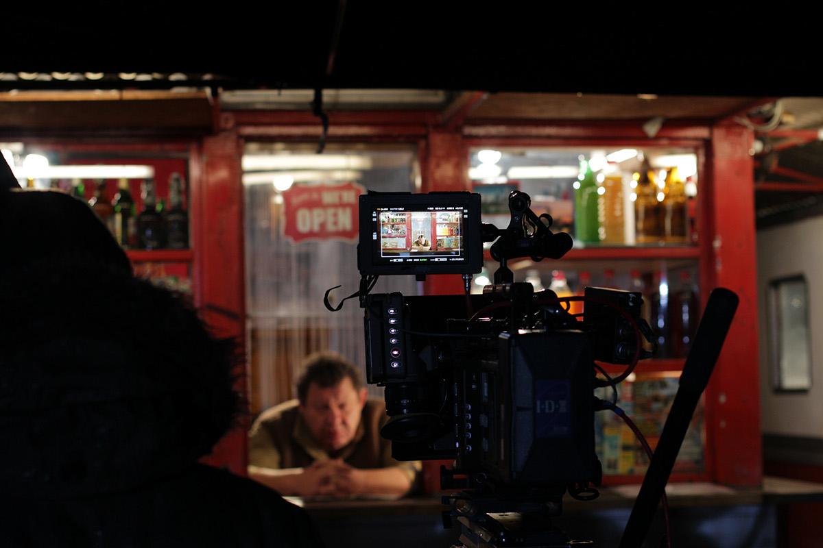 trailer SuperHero storytelling   Film   Cinema creative director Daniel Jude Frankfurt freelancer