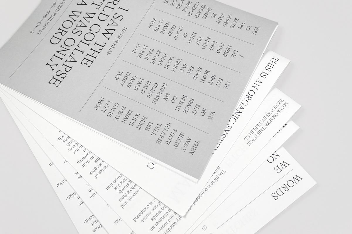 publication design typography
