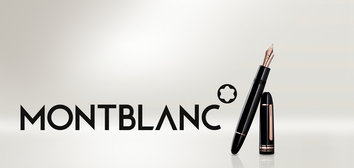 Montblanc Logo Concept On Behance