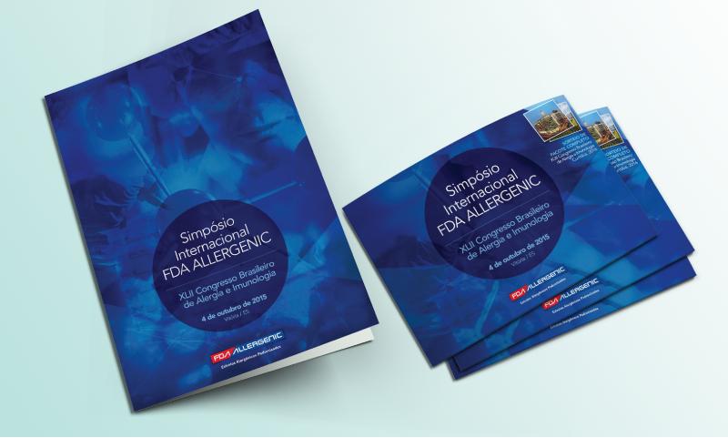 bifold brochure Invitation Card Magazine Ad