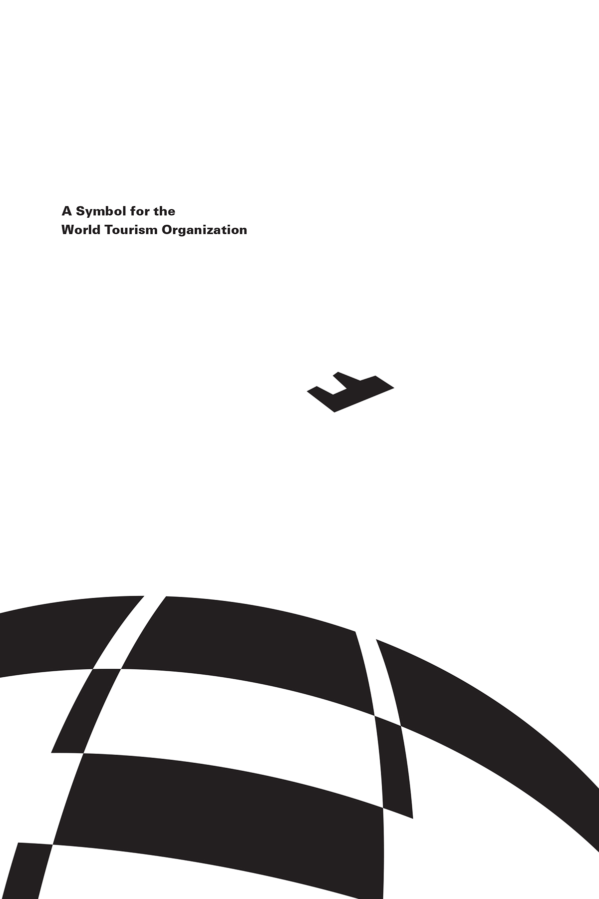 A symbol for the world tourism organization on behance buycottarizona