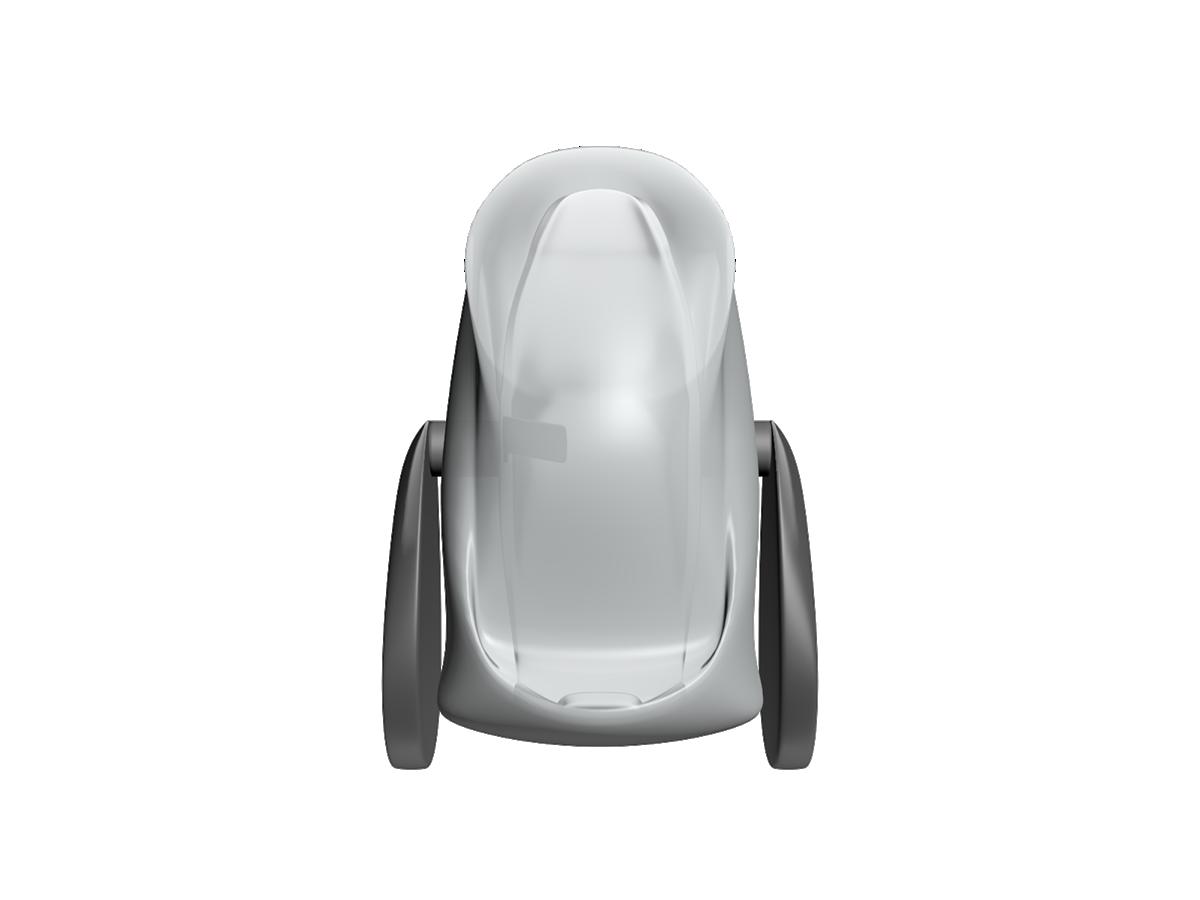 automotive   future concept 3D modeling design Vehicle mobility transportation