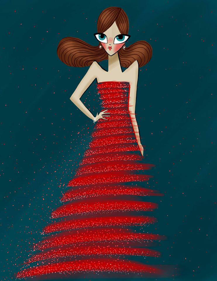 Lupita Nyongo anne hathaway emma stone julianne moore Allison Williams red carpet Best Dressed Rihanna