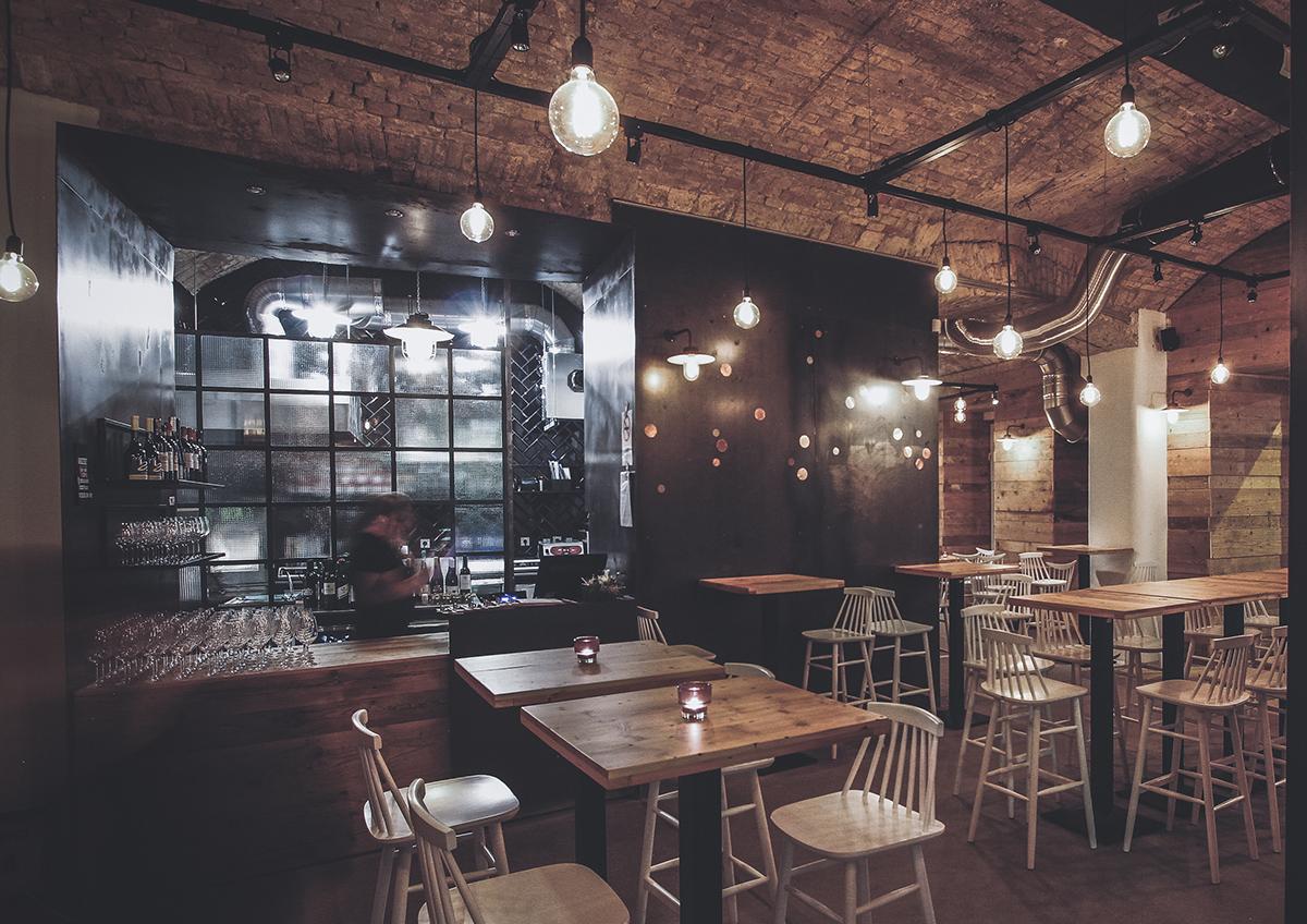 APROP Wine Tapas Bar Interior Design 2015 On Wacom
