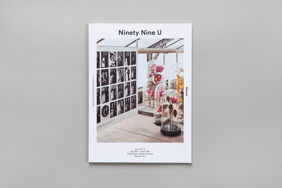 Editorial Design - Ninety Nine U Magazine