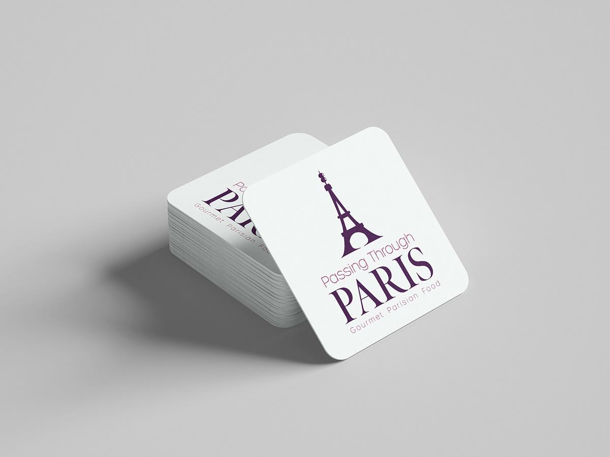 Event france French map design Paris poster tasting tour