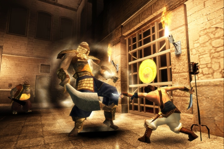 Prince Of Persia The Sands Of Time Game - Free Download