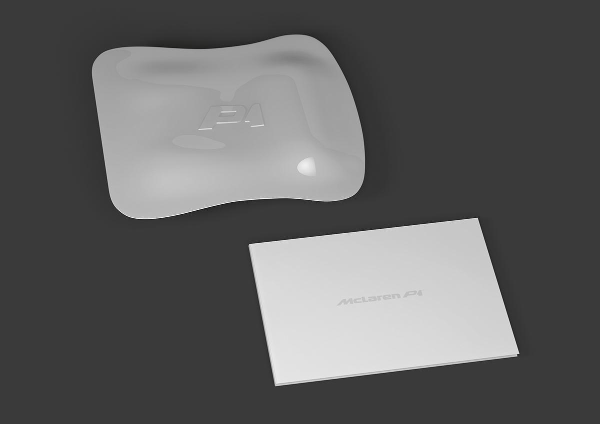 Adobe Portfolio McLaren slipcase p1 vccp brochure
