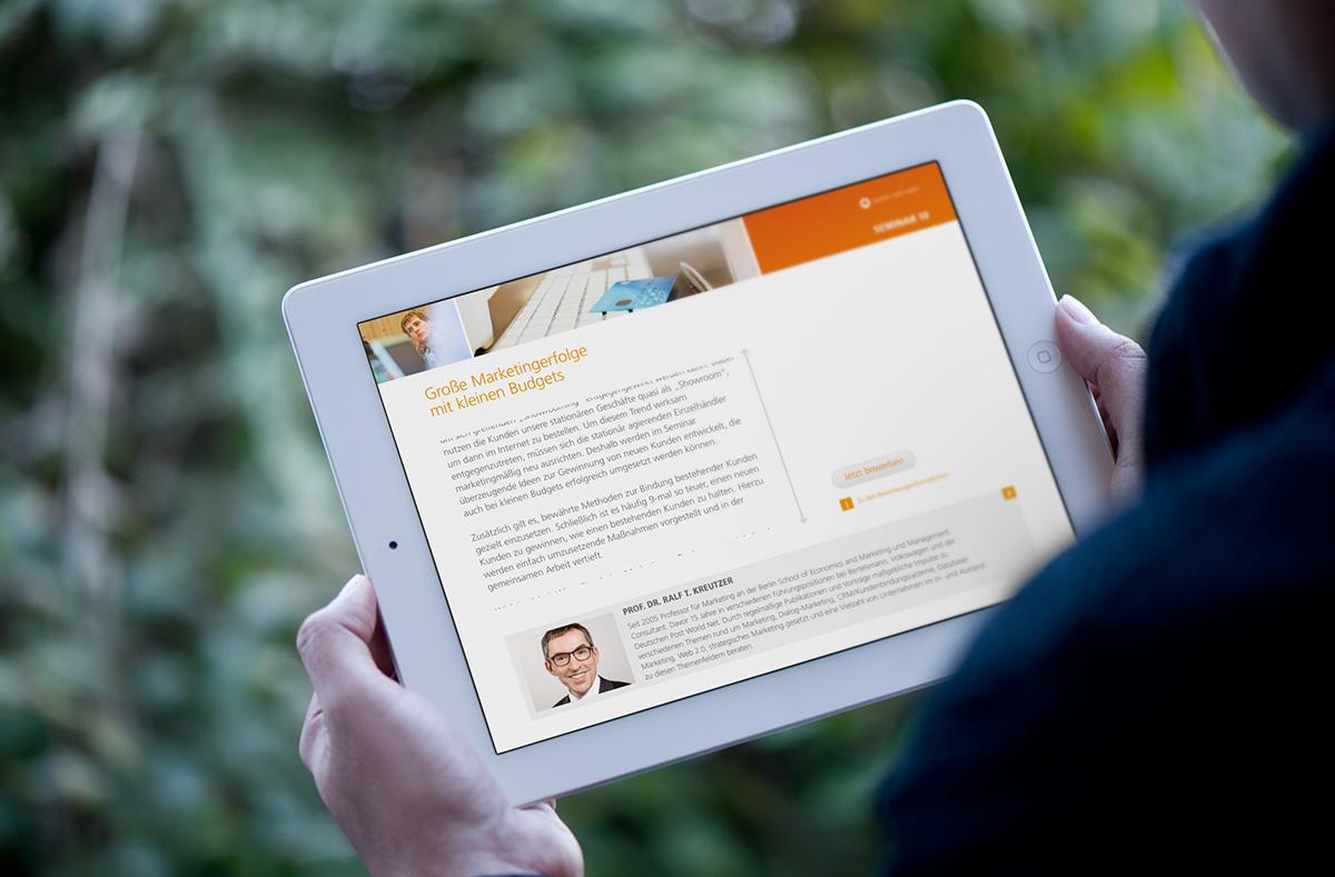 Digitales Magazin iPad app Adobe digital publishing
