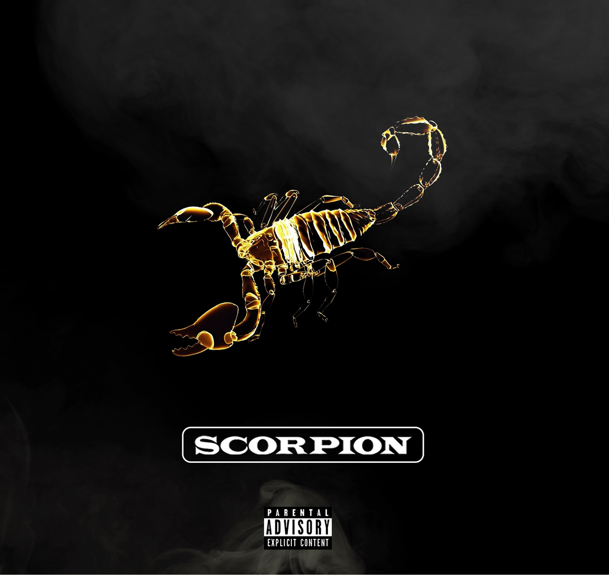 0fad5ae633570a Drake Scorpion Cover Art on Behance