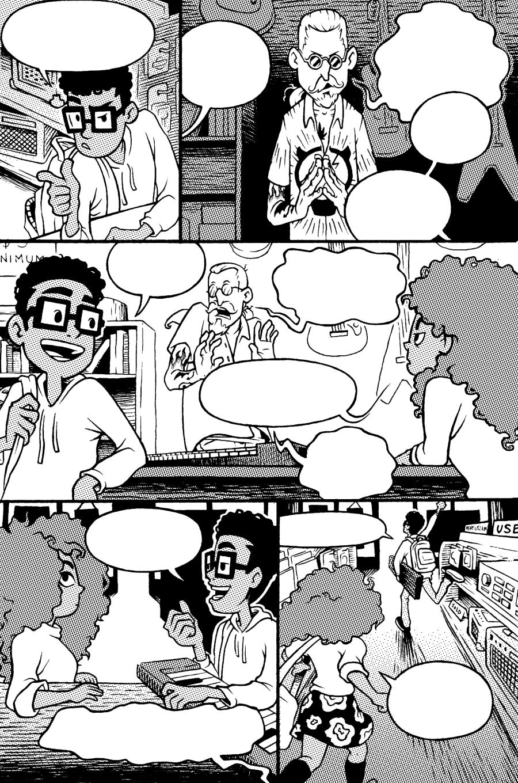 comic Graphic Novel Character design  ILLUSTRATION  halftones cute