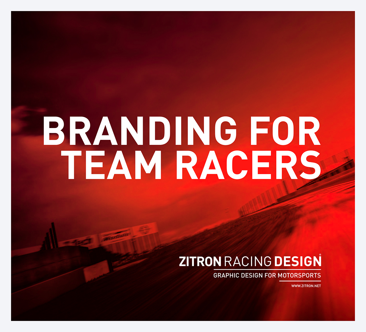 brand Racing Race Drivers drivers teams motorsports racing design DESIGN FOR RACERS zitron TEAM RACERS gt Touring Car Championship Championship livery design
